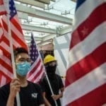 "CHICOM MEDIA DUBS HONG KONG PROTESTERS ""BASKET OF DEPLORABLES"""