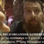Bombshell Video: Bernie Sanders Organizer Warns Conservatives Will Go To Soviet-Style Gulags For Re-education