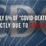 CDC Reveals The Truth Behind COVID-19 Death Numbers
