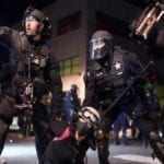 Oregon State Troopers Federally Deputized Amid Portland Riots