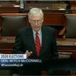 McConnell To Dems: 'Don't Lecture Us On Refusing To Accept An Election'