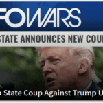 New Deep State Coup Against Trump Uncovered